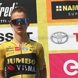 08-08-2020: Wielrennen: Milaan-San Remo: San Remo Antwan Tolhoek