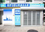 Geschlossene Gesellschaft - Steindamm, Deutschland, 16. April 2021