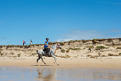 Jordi Arboix Santacreu, (ESP), Mystair Des Aubus<br /> Alltech FEI World Equestrian Games™ 2014 - Normandy, France.<br /> © Hippo Foto Team - Leanjo de Koster<br /> 25/06/14