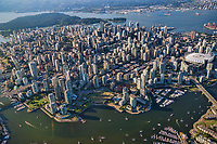 False Creek & City of Vancouver