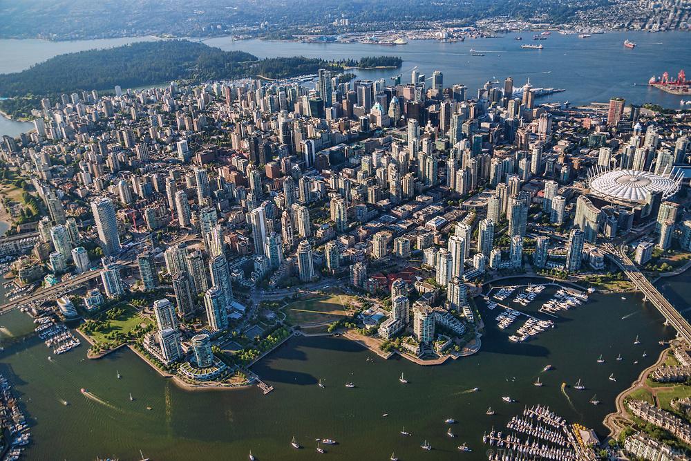 False Creek & City of Vancouver