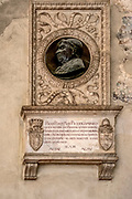 Pienza, Tuscany, Italy Piazza Pio II