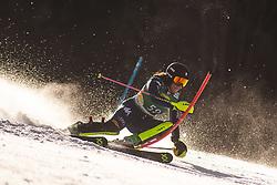 Anita Gulli (ITA) during the Ladies' Slalom at 56th Golden Fox event at Audi FIS Ski World Cup 2019/20, on February 16, 2020 in Podkoren, Kranjska Gora, Slovenia. Photo by Matic Ritonja / Sportida