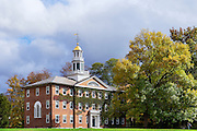 Griffin Hall, Williams College campus, Williamstown, Massachusetts, USA