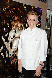 Chef SOPHIE MICHELL at the Launch of Pont St Restaurant at Belgraves Hotel, 20 Chesham Place, London SW1 on 10th September 2013.