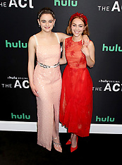 'The Act' New York Premiere - 15 March 2019