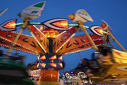 07 August 2015:   McLean County Fair - Kite Flyer