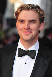 © Licensed to London News Pictures. 15/04/2012. London, England. Dan Stevens  attends the 2012  Olivier Awards at The Royal Opera House in Covent Garden London on April 15th, England. Photo credit : ALAN ROXBOROUGH/LNP