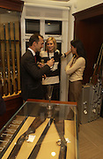 Alice Evans. Charles Finch and Dr. Franco Beretta host launch of Beretta stor at 36 St. James St. London. 10  January 2006. ONE TIME USE ONLY - DO NOT ARCHIVE  © Copyright Photograph by Dafydd Jones 66 Stockwell Park Rd. London SW9 0DA Tel 020 7733 0108 www.dafjones.com