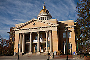 Henderson County Hall in historic Hendersonville, NC