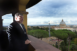 File photo - Australian cardinal George Pell at the Vatican on October 2014. Archbishop of Sydney he was created a cardinal in 2003. Cardinal George Pell has been found guilty of sexual offences in Australia, making him the highest-ranking Catholic figure to receive such a conviction. Pell abused two choir boys in the rooms of a Melbourne cathedral in 1996, a jury found. He had pleaded not guilty. The verdict was handed down in December, but it could not be reported until now due to legal reasons. Pell is due to face sentencing hearings from Wednesday. He has lodged an appeal against his conviction. Photo by Eric Vandeville/ABACAPRESS.COM