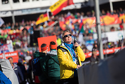Walter Hofer during  the Ski Flying Hill Individual Competition at Day 2 of FIS Ski Jumping World Cup Final 2019, on March 22, 2019 in Planica, Slovenia. Photo Peter Podobnik / Sportida