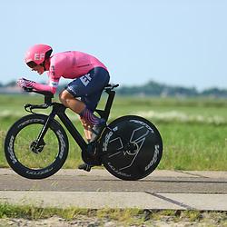 EMMEN (NED) June 16: <br /> CYCLING <br /> Sebastian Langeveld (Netherlands / Team EF Education First)