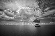Châu Đốc mùa nước nổi- Mekong delta-Vietnam