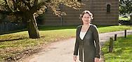 Nederland, Rotterdam, 20100922..Bergamin & Gielink pensioenrechtadvies B.V..Kiki Moschonas.Grieks Orthodox kerkje bij de Kunsthal