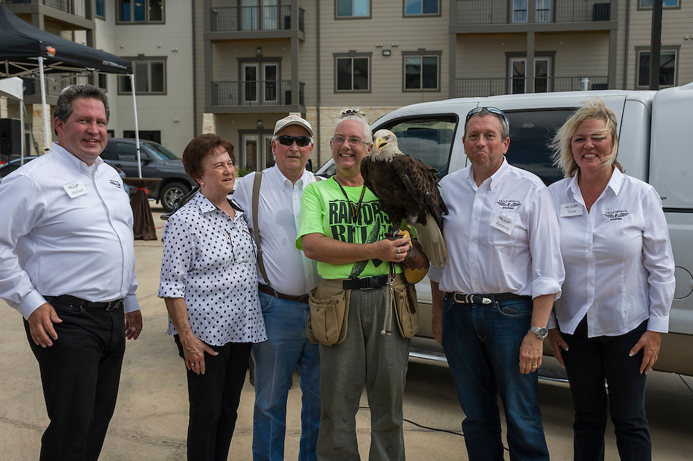 Eagle Heights in Pleasanton, Texas, is a multifamily property specalized for the needs of the oilfield industry and includes three tiers of residential service. The property celebrated with a grand opening event on Thursday, June 23, 2016.
