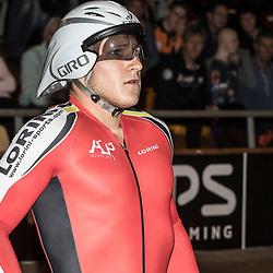 20-12-2015: Wielrennen: NK Baan: Alkmaar<br /> ALKMAAR (NED) baanwielrennen<br /> Jeffrey Hoogland