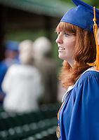 Gilford High School Graduation at Meadowbrook Pavilion Saturday, June 11, 2011.Gilford High School graduation June 11, 2011.