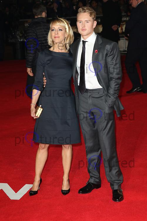 Ross Anderson, Unbroken - UK film premiere, Leicester Square, London UK, 25 November 2014, Photo by Richard Goldschmidt