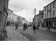 30/03/1957 <br /> Views of towns in Ireland. Main Street, Killenaule, Co. Tipperary.