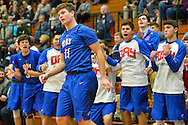 Bay at Elyria Catholic boy varsity basketball on January 8, 2016. Images © David Richard and may not be copied, posted, published or printed without permission.