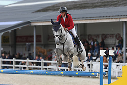 Thonon Virginie, BEL, Comillo Z<br /> 6 years old Horses<br /> BK Young Horses Gesves 2021<br /> © Hippo Foto - Julien Counet