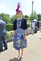 JACQUETTA WHEELER at the first day of the 2014 Royal Ascot Racing Festival, Ascot Racecourse, Ascot, Berkshire on 17th June 2014.