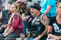The Iron Horse Saloon in Ormond Beach, FL, during Biketoberfest. October 16, 2014, photographed by Michael Lichter. ©2014 Michael Lichter