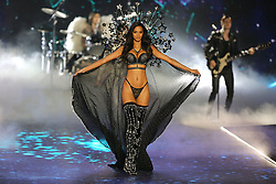 November 8, 2018 - New York, New York, United States - Lais Riberio walks in the 2018 Victoria's Secret runway show at Pier 94 on November 8 2018 in New York City  (Credit Image: © Philip Vaughan/Ace Pictures via ZUMA Press)