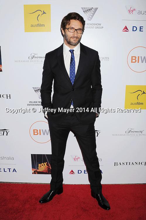 SANTA MONICA, CA- OCTOBER 26: Actor Jonathan LaPaglia attends the 3rd Annual Australians in Film Awards Benefit Gala at the Fairmont Miramar Hotel on October 26, 2014 in Santa Monica, California.