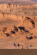 Valley of the Moon, Atacama Desert<br />CHILE, South America