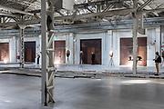 Milan, Hangar Bicocca.
