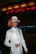 Andy Wong.  Andy & Patti Wong's Chinese New Year party to celebrate the year of the Rooster held at the Great Eastern Hotel, Liverpool Street, London.29th January 2005. The theme was a night of hedonism in 1920's Shanghai. . ONE TIME USE ONLY - DO NOT ARCHIVE  © Copyright Photograph by Dafydd Jones 66 Stockwell Park Rd. London SW9 0DA Tel 020 7733 0108 www.dafjones.com