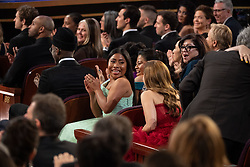 Yalitza Aparicio during the live ABC Telecast of The 91st Oscars® at the Dolby® Theatre in Hollywood, CA on Sunday, February 24, 2019.