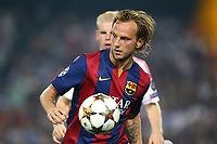 Ivan Rakitic of FC Barcelona during the UEFA Champions League, Group F, football match between FC Barcelona and Ajax Amsterdam on October 21, 2014 at Camp Nou Stadium in Barcelona, Spain. Photo MANUEL BLONDEAU / AOP PRESS / DPPI