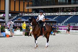 Pauluis Larissa, BEL, Flambeau<br /> Olympic Games Tokyo 2021<br /> © Hippo Foto - Dirk Caremans<br /> 21/07/2021