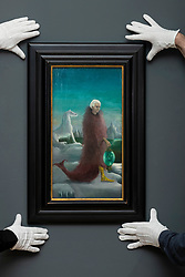 National Galleries Scotland have announced the acquisition of Leonora Carrington's Portrait of Max Ernst (about 1939). This portrait is one of her most important works and is the first work by her to enter the Scottish national art collection.