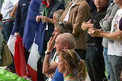 Eric Van Der Vleuten, (NED) - Jumping Second Round Team Competition - Alltech FEI World Equestrian Games™ 2014 - Normandy, France.<br /> © Hippo Foto Team - Dirk Caremans<br /> 04/09/14