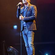 NLD/Amsterdam/20180414 - Holland Zingt Hazes 2018, Jeroen van der Boom