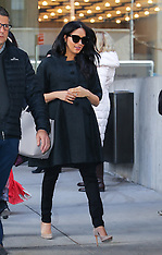 Meghan in New york - 25 Feb 2019