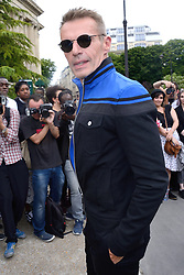Lambert Wilson attending the Dior Homme show during the Paris Men's fashion Week Spring Summer 2018, in Paris, France on june 24, 2017. Photo by Aurore Marechal/ABACAPRESS.COM