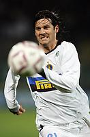 Fotball<br /> Italia<br /> Foto: Graffiti/Digitalsport<br /> NORWAY ONLY<br /> <br /> Livorno 18/2/2006 <br /> Livorno v Inter 0-0<br /> Inter Santiago Solari