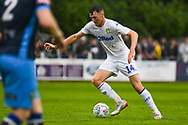 Leeds United Ryan Edmondson (14) in action during the Pre-Season Friendly match between Tadcaster Albion and Leeds United at i2i Stadium, Tadcaster, United Kingdom on 17 July 2019.