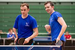 of Ukraine at 9th Slovenia Open - Thermana Lasko 2012 - Table Tennis Tournament for the Disabled, on May 12, 2012, in Dvorana Tri Lilije, Lasko, Slovenia. (Photo by Vid Ponikvar / Sportida.com)