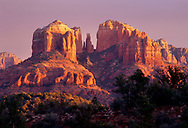 Cathedral Rock, sunset, Sedona, AZ