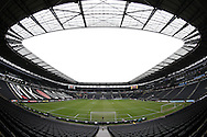 a General view of inside Stadium MK before k/o. The Emirates FA cup, 4th round match, MK Dons v Chelsea at the Stadium MK in Milton Keynes on Sunday 31st January 2016.<br /> pic by John Patrick Fletcher, Andrew Orchard sports photography.