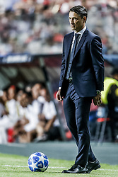 September 19, 2018 - Na - Lisbon, 19/09/2018 - Sport Lisboa e Benfica received the Fu√üball-Club Bayern München tonight at the Luz stadium in Lisbon in the first game of the 2018/19 Champions League group stage. Niko Kovac  (Credit Image: © Atlantico Press via ZUMA Wire)