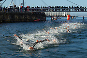 The Elite Mens race during the Discovery WTS held in Cape Town. Image by Greg Beadle