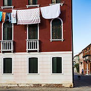 The island of Murano is just a short vaporetto ride from Venice and is world renowned for it's blown glass.