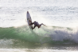 Owen Wright (AUS) is eliminated from the 2018 MEO Rip Curl Pro Portugal with an equal 3rd finish after placing second in Semifinal Heat 2 in Peniche, Portugal.